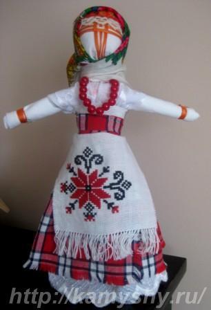 Лялька своими руками фото