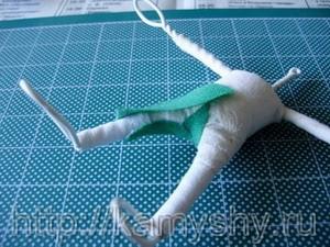 Лепрекон 2 - маленькая кукла своими руками